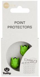 Groene 2 - 4.5mm Puntbeschermers Tulip