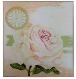 White Rose Telpakket Linnen Lanarte