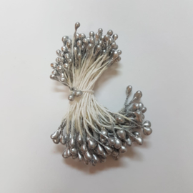 Silveren Stampers/Meeldraden