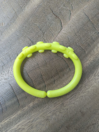 Green Bubble Teether