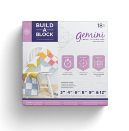 Gemini Build a block 18 stuks Box