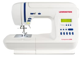 Lewenstein Naaimachine Computronic 210  LET OP!  Showmodel - Demo Naaimachine