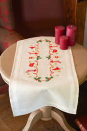 Christmas Table Runner Vervaco