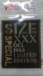 27 Size XXL ReStyle Applique Patch