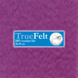 Magenta 20 x 30cm TrueFelt