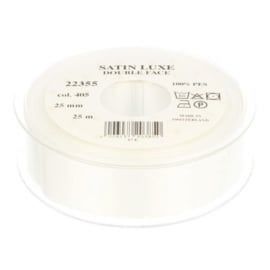 405 25mm Lint Satin Luxe Double face p.m.