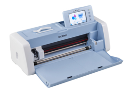 Brother Scan N cut SDX1200 Demo