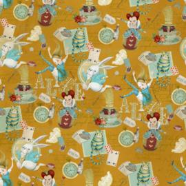 003 Alice in Wonderland Digital Jersey