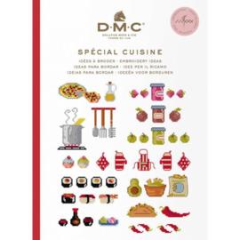 Ideeën voor borduren keuken - DMC