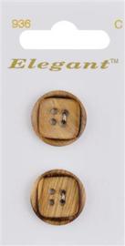 936 Elegant knopen