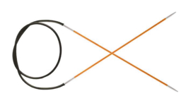 2.25mm 100cm KnitPro Zing Rondbreinaald