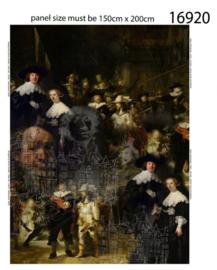 Rembrandt Paneel Stenzo