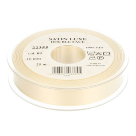 09 16mm Lint Satin Luxe Double face p.m.