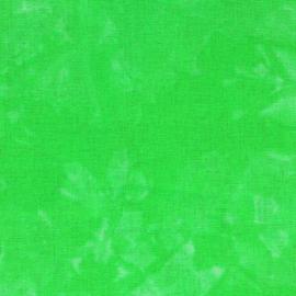 Fel Groen Batik Tissu de Marie stof 150cm breed