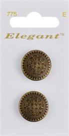 775 Elegant knopen