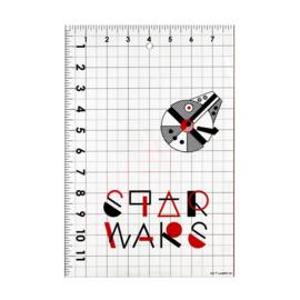 "Star Wars Liniaal Camelot 12"" x 8"""
