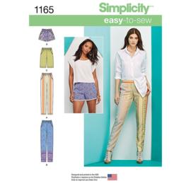 1165 H5 Simplicity maat 32-40
