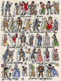 Charles Dickens Aida telpakket - Bothy Threads