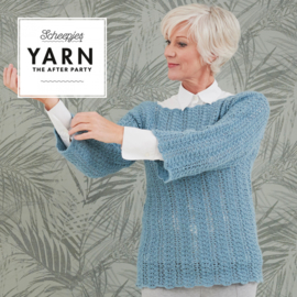 No. 40 Tansy Tunic Yarn The After Party Scheepjes