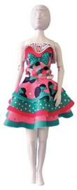 Maggy Minnie Bow Disney Dress Your Doll