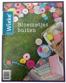 Wieke Magazine Bloemetjes Buiten