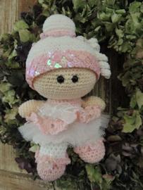 Funny Ballerina Crochet Kit