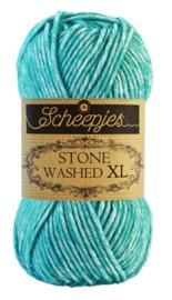 864 Turquoise Stone Washed XL