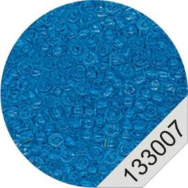 3007 Blue Rocailles Beads Le Suh
