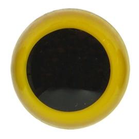 6mm Geel Veiligheidsogen, 5 paar