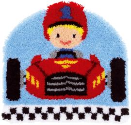 Raceauto Knooppakket Vervaco