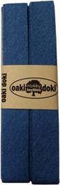 Licht Blauw Jeans Biaisband Oaki Doki
