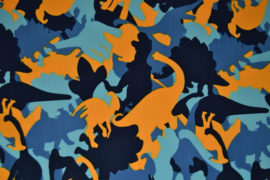Dino Camouflage Lycra