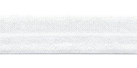 Gebroken Wit 20mm Elastisch Biaisband