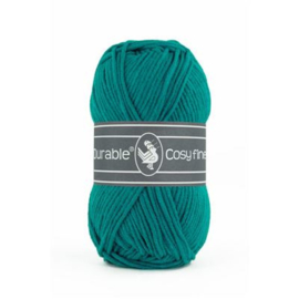 2142 Teal Cosy fine Durable