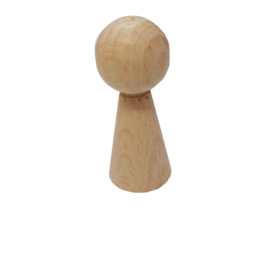 37mm Houten kegel