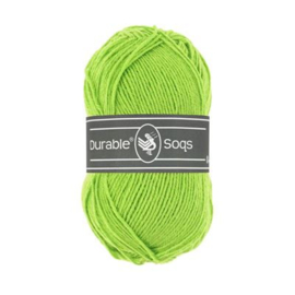2155 Soqs Apple green Durable
