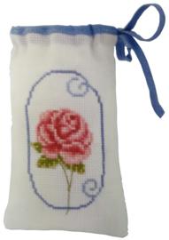 Rose Aida Scented Bag Vervaco