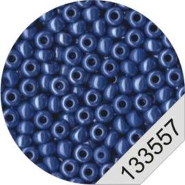 3557 Blue Rocailles Beads Le Suh