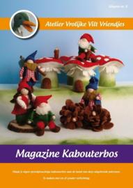 Kabouterbos Atelier vrolijke vilt vriendjes