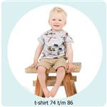 T-Shirt Maat 74t/m86 Annie Do It Yourself Naai Patroon