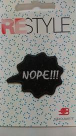 092 Nope ReStyle Applicatie