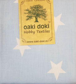 Stars Light Blue Oaki Doki