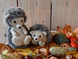 Egeltjes Eline en Tess Gehaakt Durable Cosy Fine en Furry