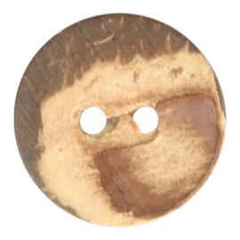 5cm Houten Kokosnoot Knoop