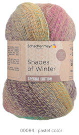 84 Pastel Color Shades of Winter - SMC Schachenmayr