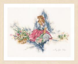 My Fair Lady Linnen Lanarte Telpakket