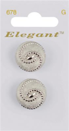 678 Elegant Knopen
