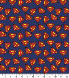 Superman Logo - Camelot Fabrics
