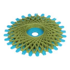 Green Button Thread