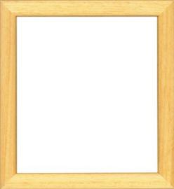 14x14 cm Houten Lijst